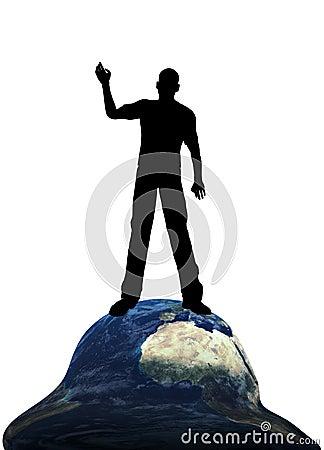 Rompí la tierra