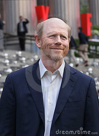 Ron Howard s Happy Day Editorial Stock Image