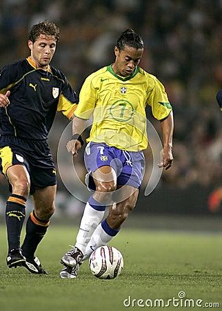 Ronaldinho Editorial Image