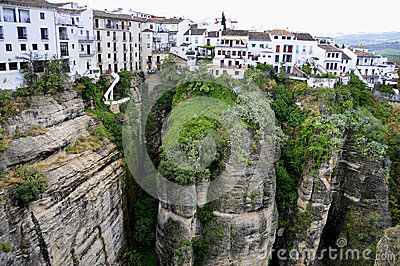 Ronda in Andalusia