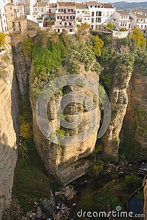 Ronda canyon