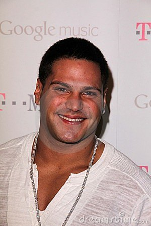 Ronnie Ortiz Magro Editorial Stock Image