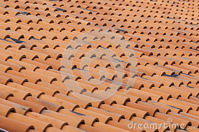 Roof abstract background