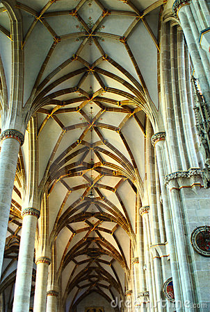 Roof Arches in Ulm s Minster