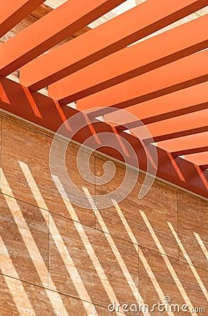 Roof Beam Pattern