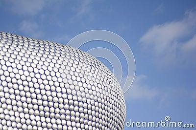 Roof from Bullring in Birmingham, United Kingdom