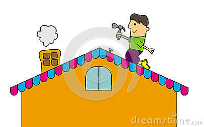 Roof chore