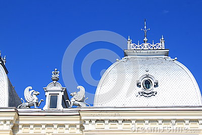 Roof -historic architecture