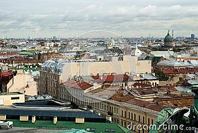 Roof St.Petersburg