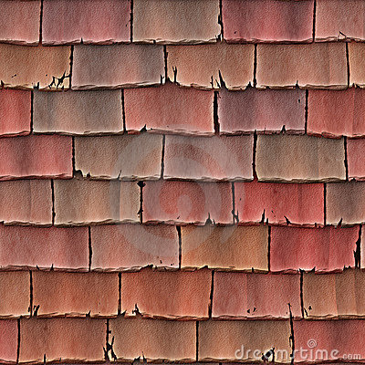 Free Roof Tiles Shingles Stock Photo - 2836630