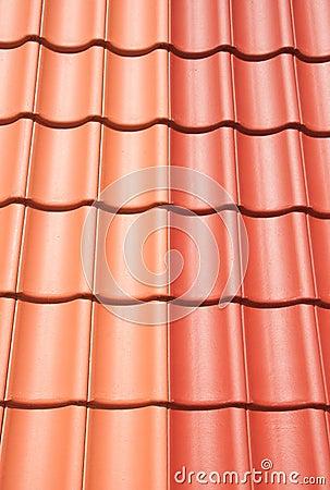 Roof tiling