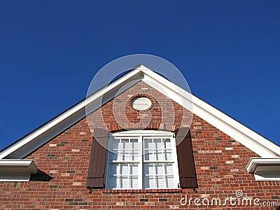 Roof, Window & Sky