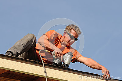 Roofing Stock Photo Image 58770346