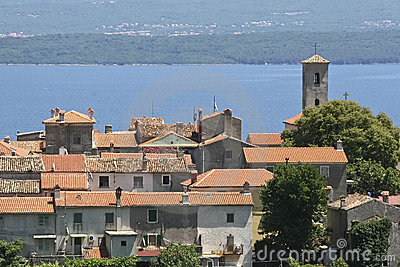 Roofs in Dalmatia