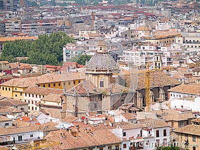Roofs of Granada