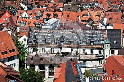 Roofs of Konstanz