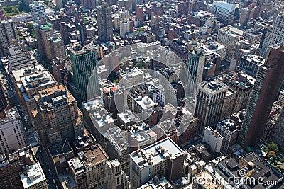Rooftops of Manhattan