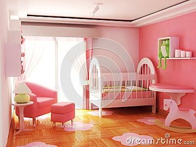 Room Baby Girl