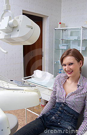 Room of the dentist