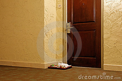 Room Service Royalty Free Stock Photos - Image: 22257518