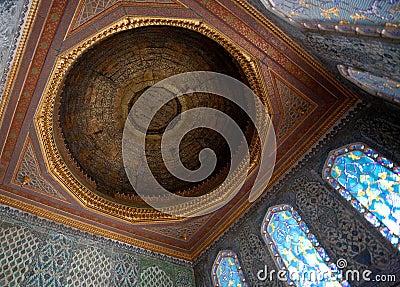 Room in Topkapi Palace