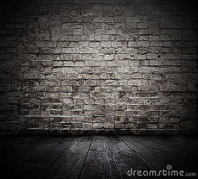 Free Room With Brick Wall Stock Photo - 15997020