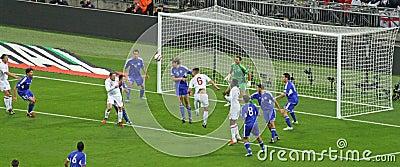 Rooney headshot Editorial Stock Photo