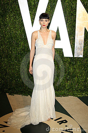 Rooney Mara,Vanity Fair Editorial Photo
