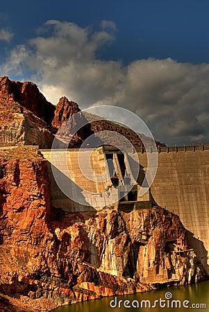 Roosevelt Dam Spillway