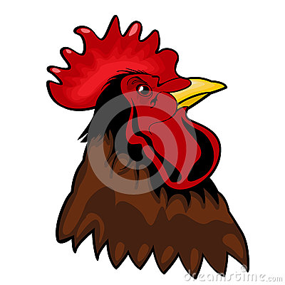 Rooster symbol