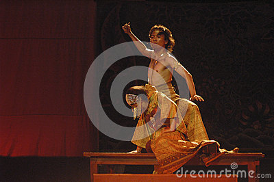 ROOT OF INDONESIAN DANCE Editorial Image