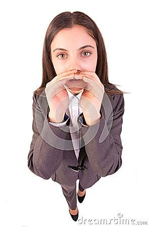Ropa för affärskvinna