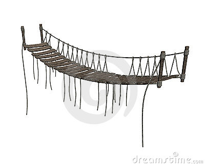 Rope bridge 1