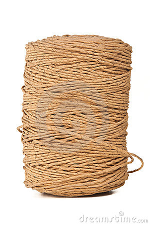 Rope coil isolated