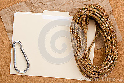 Rope and Folder