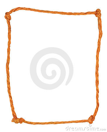 Free Rope Frame Stock Image - 18588321