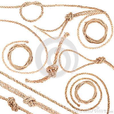Free Rope Knot Stock Photo - 48305670