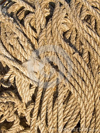 Rope on the Quayside