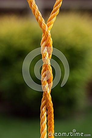 Rope twist