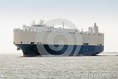 Roro-ship