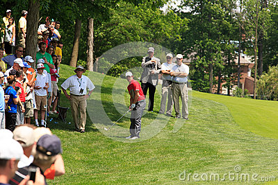 Rory McIlroy  Editorial Stock Image
