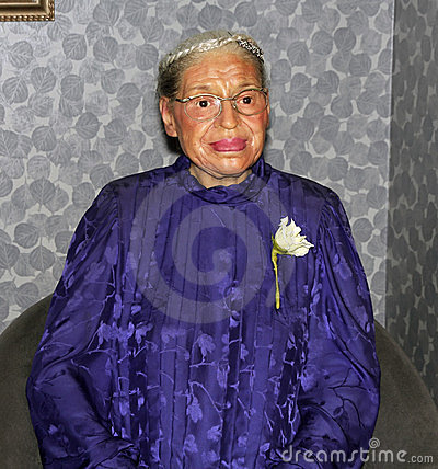 Rosa Parks Editorial Stock Image