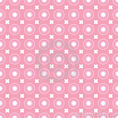 Rosafarbene Punkte