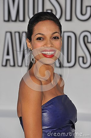 Rosario Dawson Editorial Stock Photo