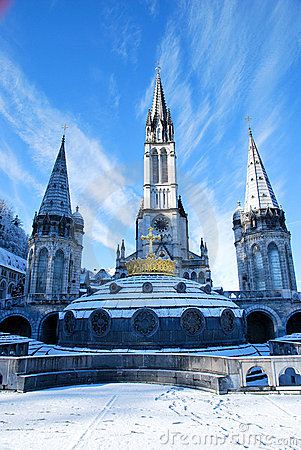 Rosary Basilica of Lourdes