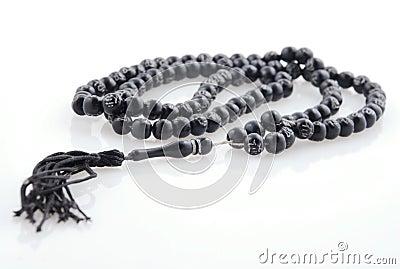 Rosary islamic/chrisitan symbol