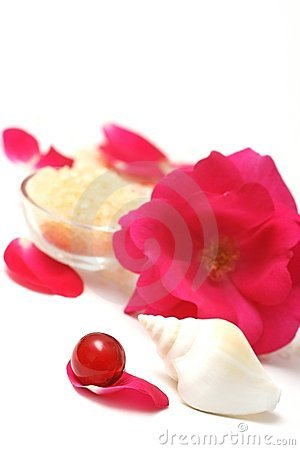 Rose aromatherapy