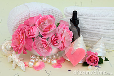 Rose Beauty Treatment