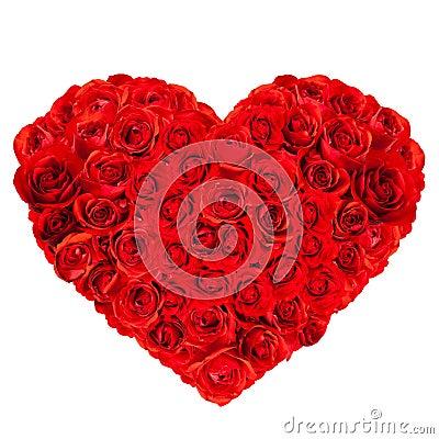 rose bouquet rouge en forme de coeur image stock image 38301361. Black Bedroom Furniture Sets. Home Design Ideas
