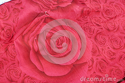 Rose cloth